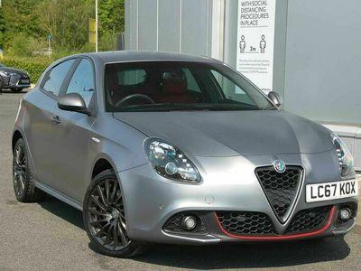 used Alfa Romeo Giulietta 2.0 JTDm-2 175bhp Speciale 5Dr HB