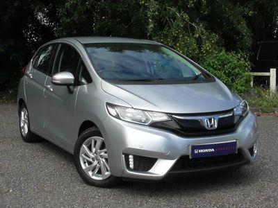 used Honda Jazz I-VTEC SE hatchback