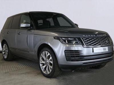 used Land Rover Range Rover ESTATE Petrol/PlugIn Elec Hybrid 2.0 P400e Vogue 4dr Auto