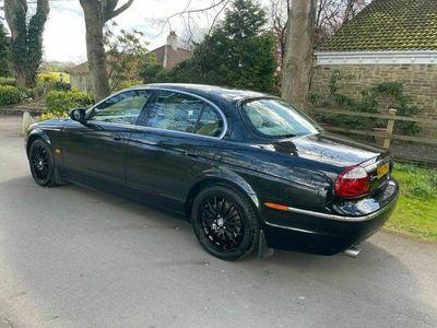 used Jaguar S-Type 3.0 V6 SE 4dr