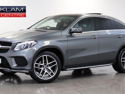 used Mercedes GLE350 2018 18 Mercedes3.0D AMG Line Premium Plus 4Matic Coupe