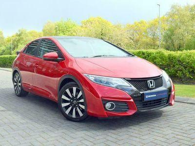 used Honda Civic 1.8 i-VTEC SR 5dr [DASP]