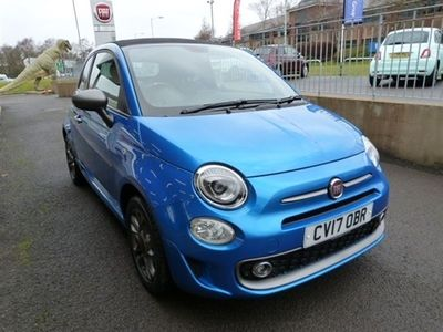 used Fiat 500S Manual