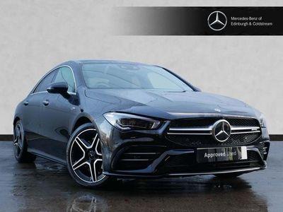 used Mercedes CLA35 AMG CL Class ClaPremium Plus 4Matic 4dr Tip Auto Coupe 2019