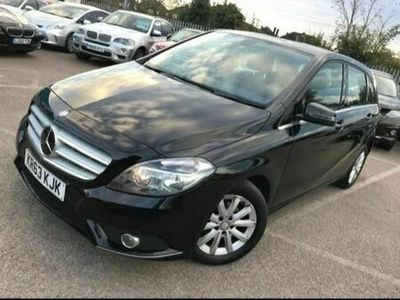 used Mercedes B180 B Class 1.8CDI SE 7G-DCT 5dr
