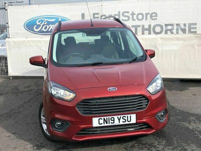 used Ford Tourneo Courier 1.0 EcoBoost Zetec EU6 (s/s) 5dr