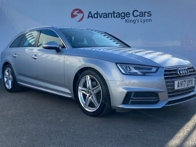 used Audi A4 Avant 2.0 TDI S line Avant (s/s) 5dr