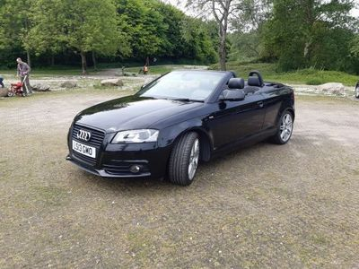 used Audi A3 Cabriolet Cabriolet 1.2 TFSI S line Final Edition 2dr