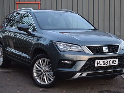 used Seat Ateca 2.0 TDI Xcellence 5dr 4WD