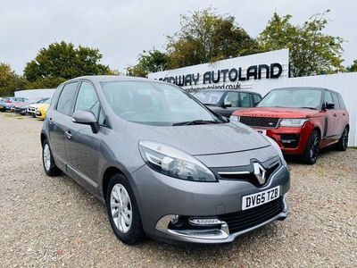 used Renault Scénic 1.5 dCi ENERGY Dynamique Nav MPV 5dr Diesel Manual (s/s) (105 g/km, 110 bhp)
