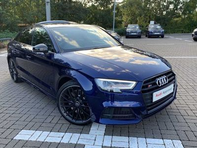 used Audi A3 S3 TFSI 300 Quattro Black Edition 4dr S Tronic