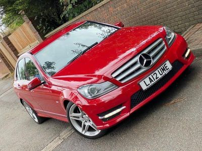 used Mercedes C350 C CLASS 3.0LCDI BLUEEFFICIENCY SPORT 4d AUTO 265 BHP