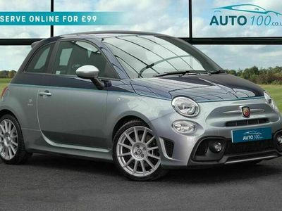 used Abarth 695 1.4 T-Jet Rivale Auto 3dr