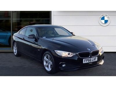 used BMW 420 4 Series d [190] xDrive SE 2dr Auto [Business Media]