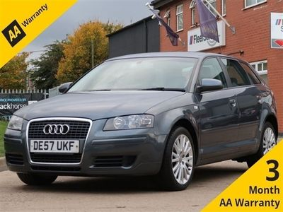 used Audi A3 2.0 TDI SE 5d 138 BHP ALLOY WHEELS