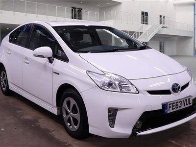 used Toyota Prius 1.8 VVT-h T3 CVT 5dr