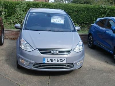 used Ford Galaxy Titanium Auto, 2014, People Carrier, 100157 miles.