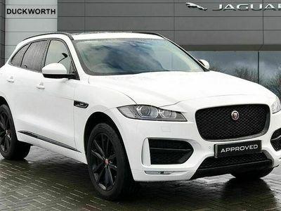 used Jaguar F-Pace 2.0 i4 Diesel (180PS) R-Sport AWD 5dr