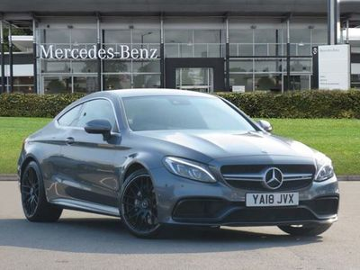 used Mercedes C63 AMG C Class2dr Auto Coupe