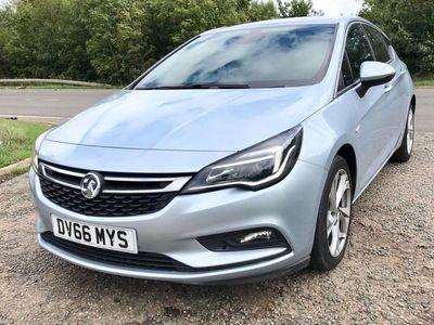 used Vauxhall Astra 1.6 SRI NAV CDTI S/S 5d 134 BHP S/H-LOW MILLEAGE -SAT NAV-ULEZ FRE