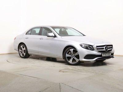 used Mercedes E220 E ClassSE Premium 4dr 9G-Tronic Auto