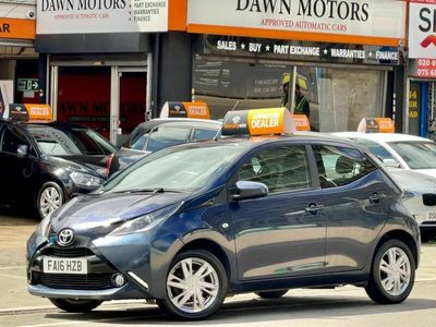 used Toyota Aygo 1.0 VVT-i X-Cite 2 5-Door 0RFL 0 Miles Only