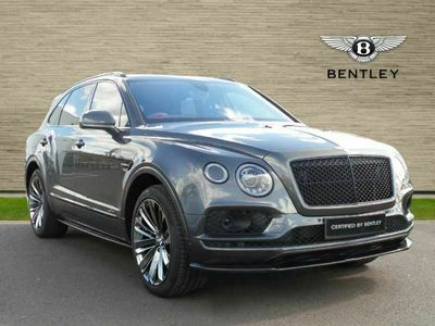 used Bentley Bentayga SPEED 6.0 5dr