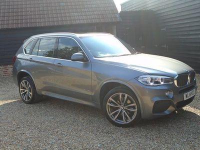 used BMW X5 4x4 xDrive30d M Sport 5d Auto