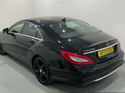 used Mercedes CLS250 CLS 2.1CDI SPORT AMG 4d 204 BHP