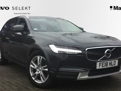 used Volvo V90 CC 2.0 D4 Pro 5dr AWD Geartronic Auto