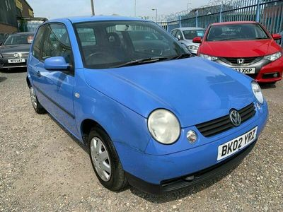 used VW Lupo 1.4 E auto