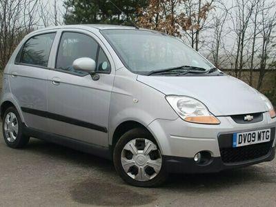 used Chevrolet Matiz 1.0 SE+ 5dr