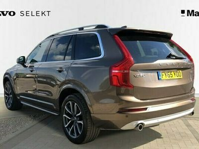 used Volvo XC90 2.0 D5 Momentum 5dr AWD Geartronic