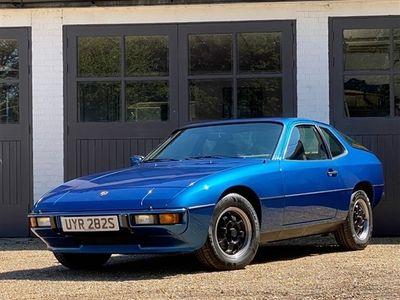 used Porsche 924 924