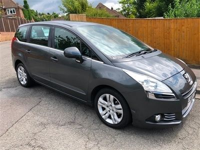 used Peugeot 5008 1.6 e-HDi 112 Active II 5dr EGC