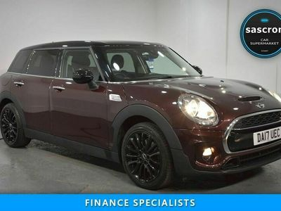 used Mini Cooper Clubman 2.0 S Estate 6dr Petrol (s/s) (192 ps)