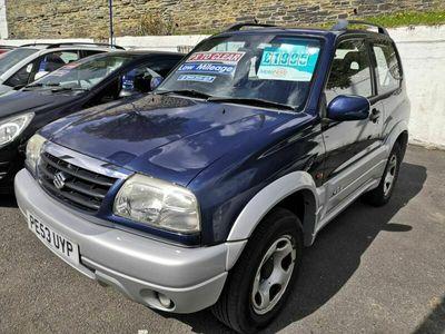 used Suzuki Grand Vitara 1.6 16v SE 3dr