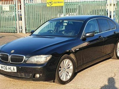 used BMW 730  7 Series 3.0 d SE 4dr P/X to clear