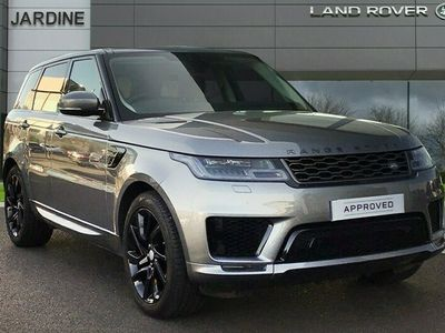 used Land Rover Range Rover Sport SDV6 HSE DYNAMIC Auto 5-Door