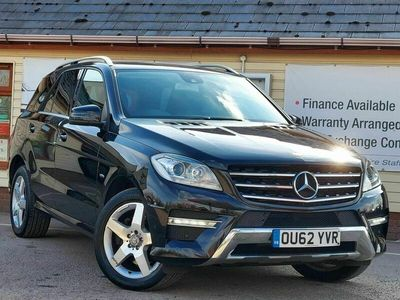 used Mercedes ML350 M Class 3.0CDI BlueTEC Sport 5dr
