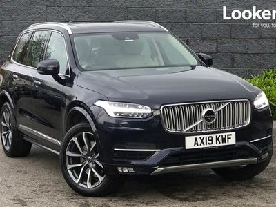 used Volvo XC90 2.0 D5 Powerpulse Inscription 5Dr Awd Geartronic