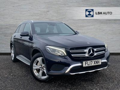used Mercedes 220 GLC GLC4Matic Sport Premium 5dr 9G-Tronic 4x4/Crossover