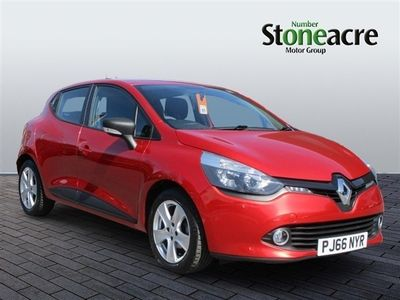 used Renault Clio 1.2 16V Play 5dr