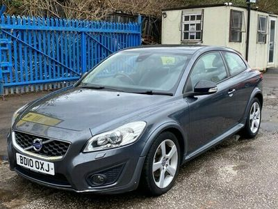 used Volvo C30 1.6 D DRIVe SE 2dr