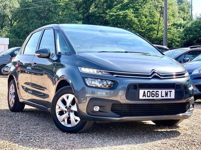 used Citroën C4 Picasso 1.6 Bluehdi Touch Edition 5Dr Eat6