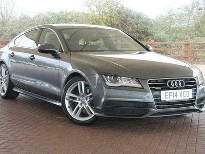 used Audi A7 3.0 TDI Quattro 204 S Line 5dr S Tronic [5 Seat]