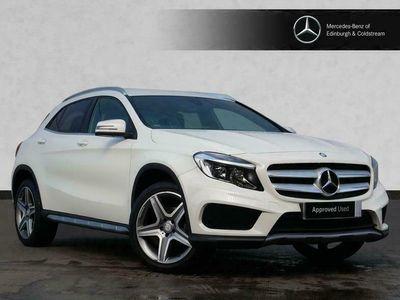 used Mercedes GLA200 D 4MATIC AMG LINE
