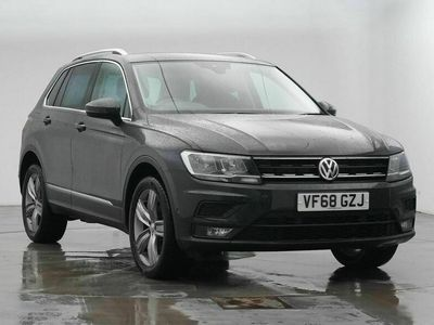used VW Tiguan 2.0 TDi 150 4Motion Match 5dr DSG