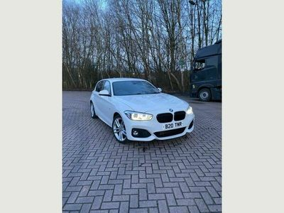 used BMW 120 1 Series 2.0 d M Sport (s/s) 5dr