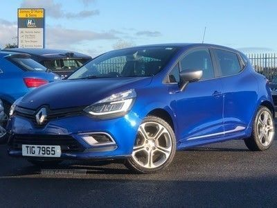 used Renault Clio GT LINE DCI